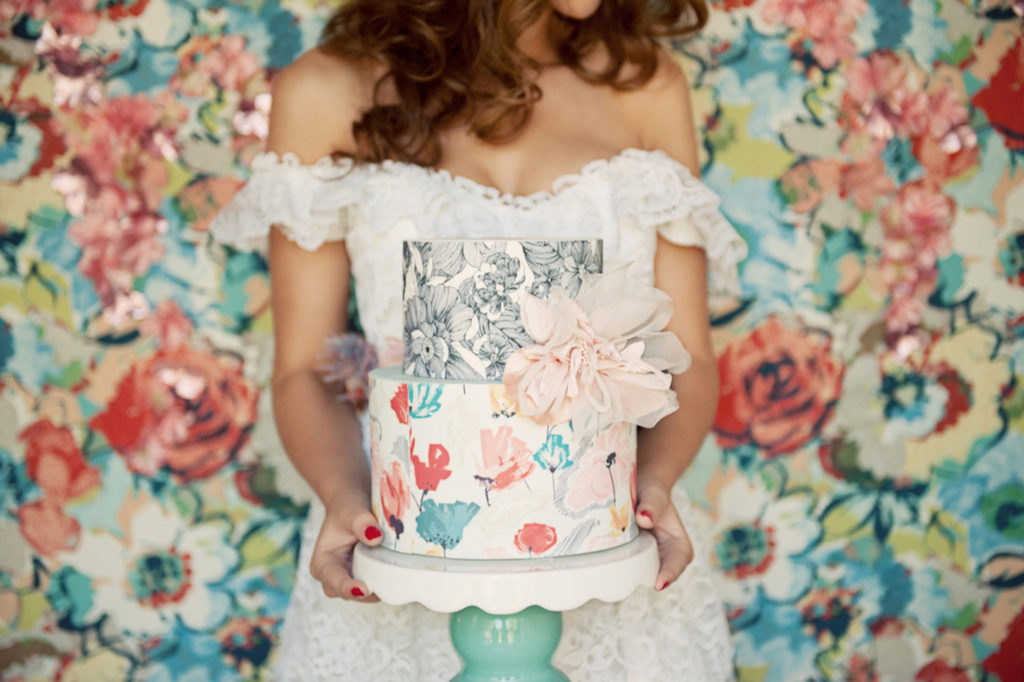 Cake by Paper Heart Patisserie  | www.paperheartpatisserie.com